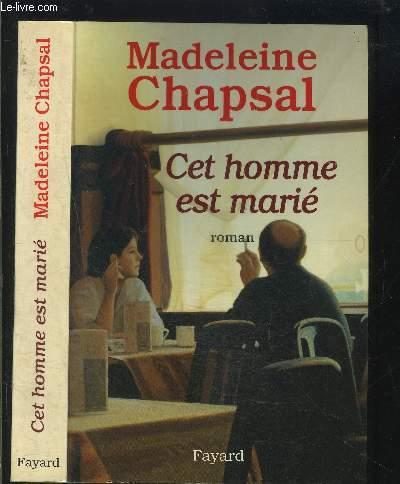CET HOMME MARIE