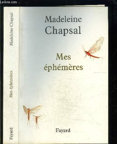 MES EPHEMERES