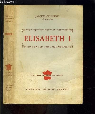 ELISABETH I