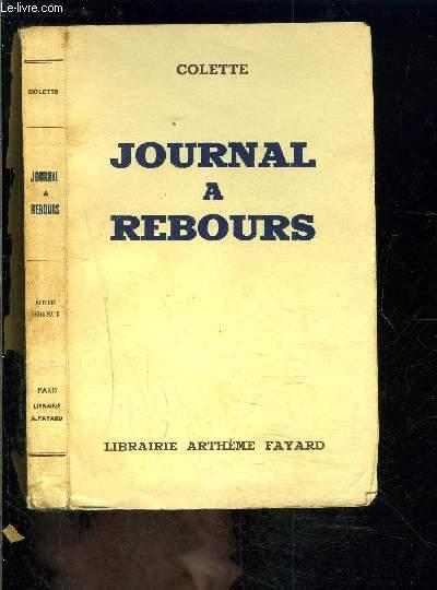 JOURNAL A REBOURS