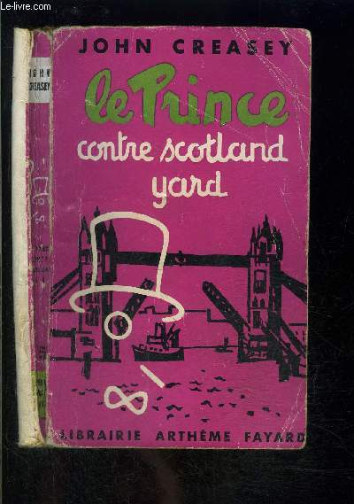 LE PRINCE CONTRE SCOTLAND YARD- N°5