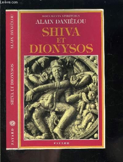 SHIVA ET DIONYOS