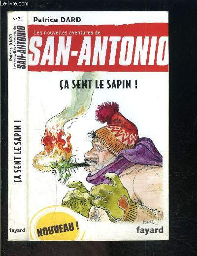 LES NOUVELLES AVENTURES DE SAN ANTONIO- CA SENT LE SAPIN! / N°20