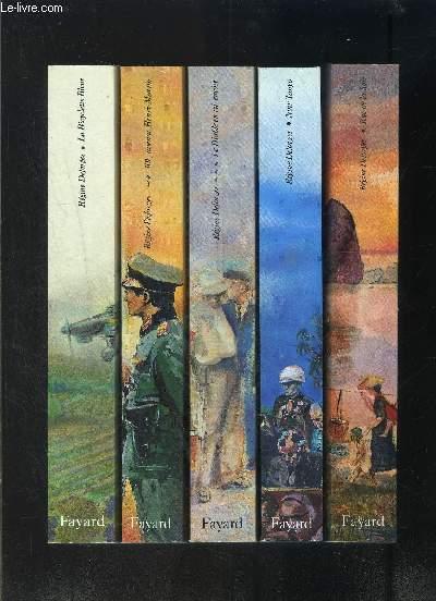 CYCLE LA BICYCLETTE BLEUE- COMPLET- 10 TOMES EN 10 VOLUMES: LA BICYCLETTE BLEUE- 101, AVENUE HENRI MARTIN- LE DIABLE EN RIT ENCORE- NOIR TANGO- RUE DE LA SOIE- LA DERNIERE COLLINE- CUBA LIBRE!- ALGER, VILLE BLANCHE- LES GENERAUX DU CREPUSCULE- ET QUAND...