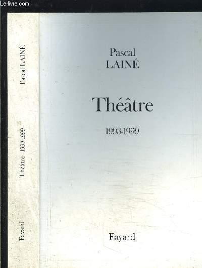 THEATRE 1993-1999