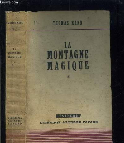 LA MONTAGNE MAGIQUE- TOME 1- vendu seul