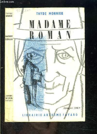 MADAME ROMAN