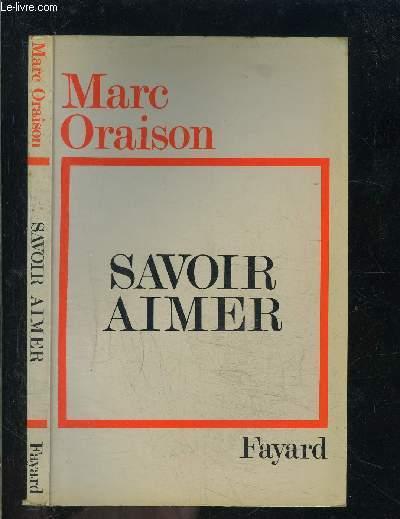 SAVOIR AIMER- Pour une claire information sexuelle