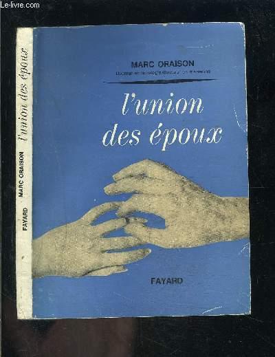 L UNION DES EPOUX