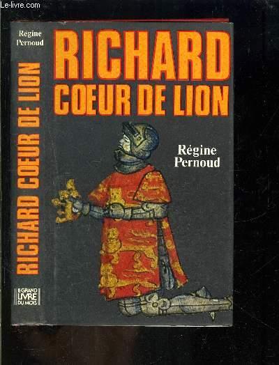 RICHARD COEUR DE LION