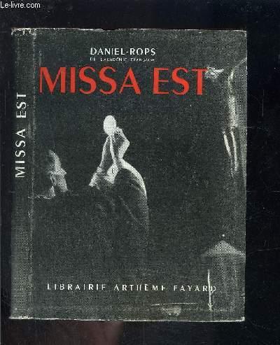 MISSA EST