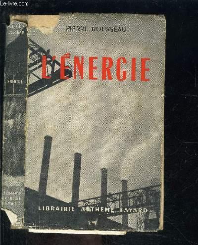 L ENERGIE