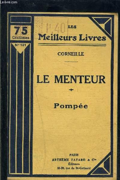 LE MENTEUR- POMPEE