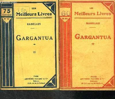 GARGANTUA- 2 TOMES EN 2 VOLUMES