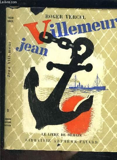 JEAN VILLEMEUR- LE LIVRE DE DEMAIN N°8