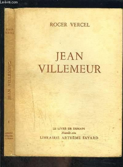 JEAN VILLEMEUR- LE LIVRE DE DEMAIN Nouvelle série