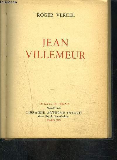 JEAN VILLEMEUR- LE LIVRE DE DEMAIN 8- Nouvelle série