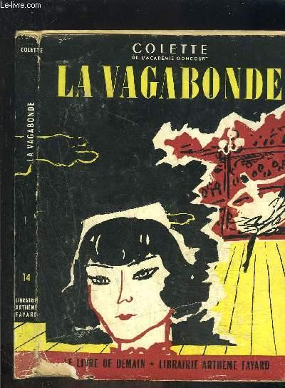 LA VAGABONDE- LE LIVRE DE DEMAIN N°14 - Nouvelle série