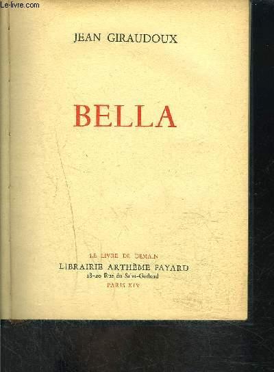 BELLA- LE LIVRE DE DEMAIN- Nouvelle série