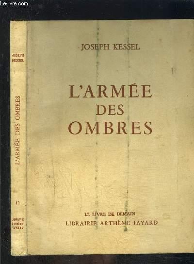 L ARMEE DES OMBRES- LE LIVRE DE DEMAIN N°19 - Nouvelle série