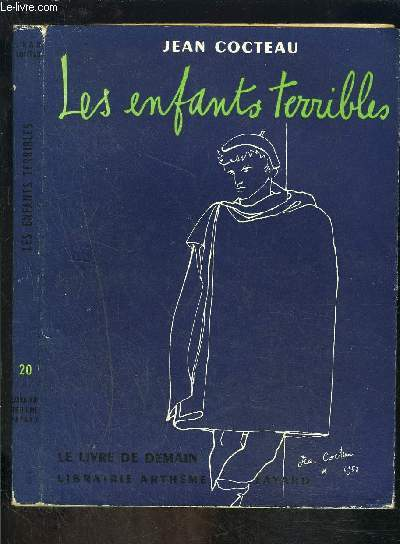 LES ENFANTS TERRIBLES- LE LIVRE DE DEMAIN N°20 - Nouvelle série