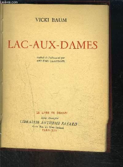 LAC-AUX-DAMES- LE LIVRE DE DEMAIN N°25 - Série étrangère