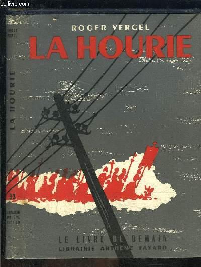 LA HOURIE- LE LIVRE DE DEMAIN N°33