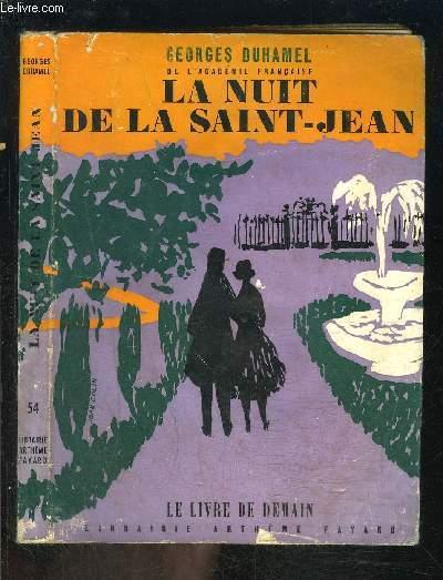 LA NUIT DE LA SAINT JEAN- LE LIVRE DE DEMAIN N°54