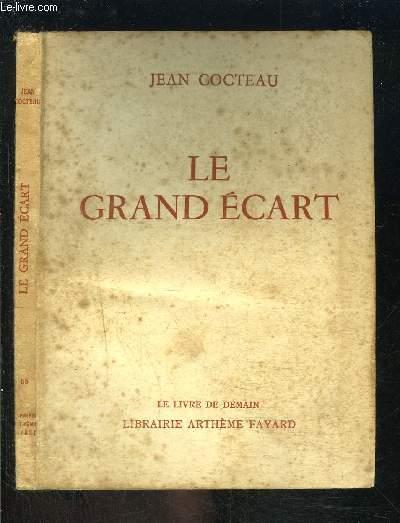 LE GRAND ECART- LE LIVRE DE DEMAIN N°55