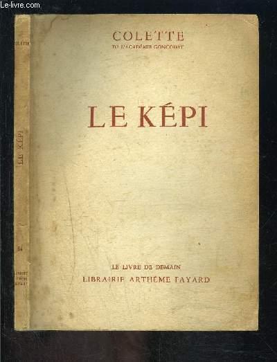 LE KEPI- LE LIVRE DE DEMAIN N°66