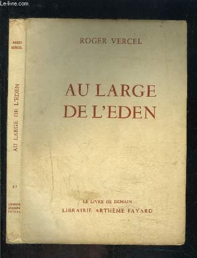 AU LARGE DE L EDEN- LE LIVRE DE DEMAIN N°67