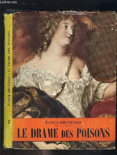 LE DRAME DES POISONS- L HISTOIRE ILLUSTREE N°7