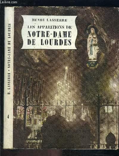 LES APPARITIONS DE NOTRE DAME DE LOURDES- LE LIVRE CHRETIEN N°4