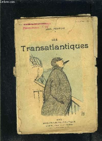 LES TRANSATLANTIQUES