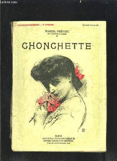 CHONCHETTE