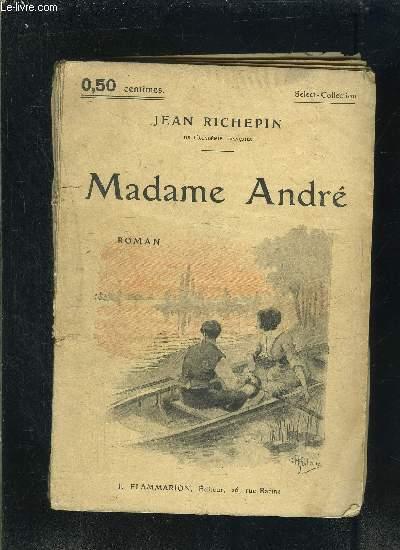MADAME ANDRE- VENDU EN L ETAT