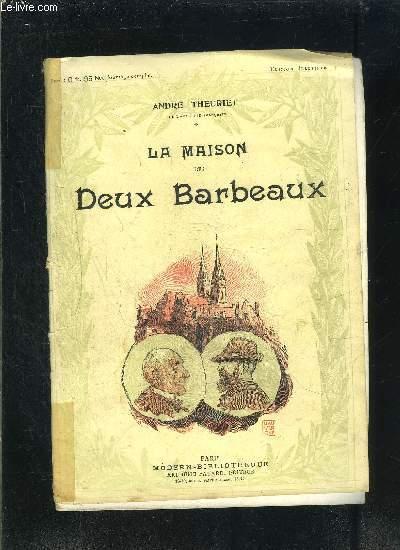 LA MAISON DES DEUX BARBEAUX- LE SANG DES FINOEL