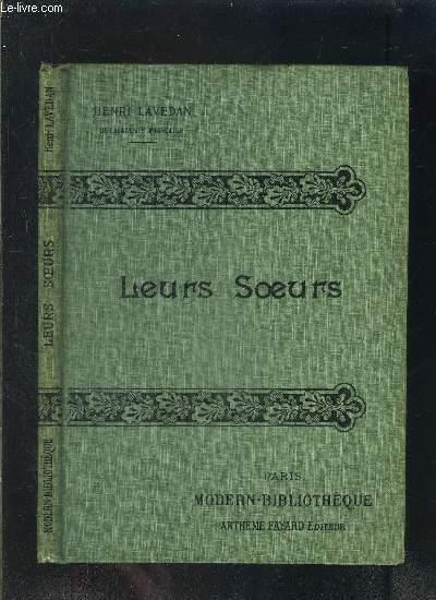 LEURS SOEURS- COLLECTION MODERN-BIBLIOTHEQUE