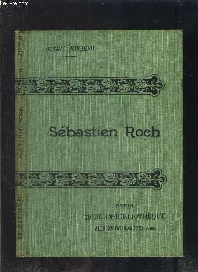 SEBASTIEN ROCH- COLLECTION MODERN-BIBLIOTHEQUE