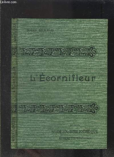 L ECORNIFLEUR- COLLECTION MODERN-BIBLIOTHEQUE
