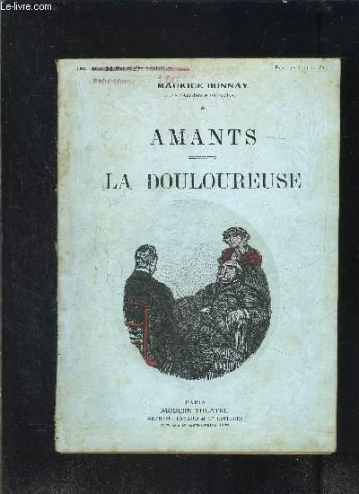 AMANTS- LA DOULOUREUSE- MODERN-THEATRE