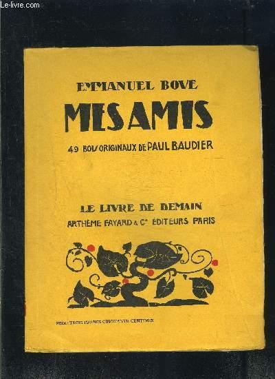 MES AMIS- LE LIVRE DE DEMAIN N°113