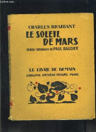 LE SOLEIL DE MARS- LE LIVRE DE DEMAIN N°204