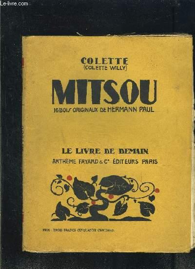 MITSOU- LE LIVRE DE DEMAIN N°2