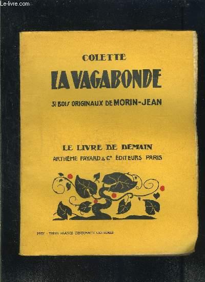 LA VAGABONDE- LE LIVRE DE DEMAIN N°164