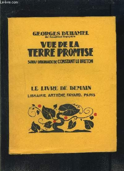 VUE DE LA TERRE PROMISE- LE LIVRE DE DEMAIN N°177