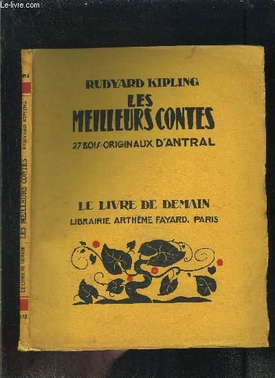 LES MEILLEURS CONTES- LE LIVRE DE DEMAIN N°198