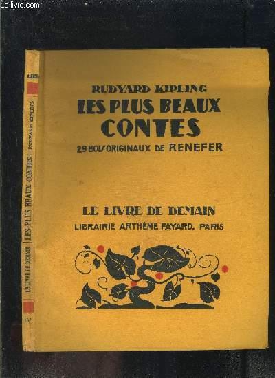 LES PLUS BEAUX CONTES- LE LIVRE DE DEMAIN N°187