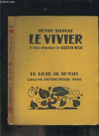 LE VIVIER- LE LIVRE DE DEMAIN N°212