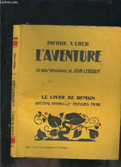 L AVENTURE- LE LIVRE DE DEMAIN N°84